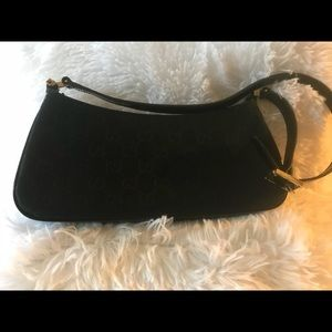 Gucci Wristlet Bag with shoulder strap